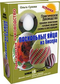 оплести яйцо бисером