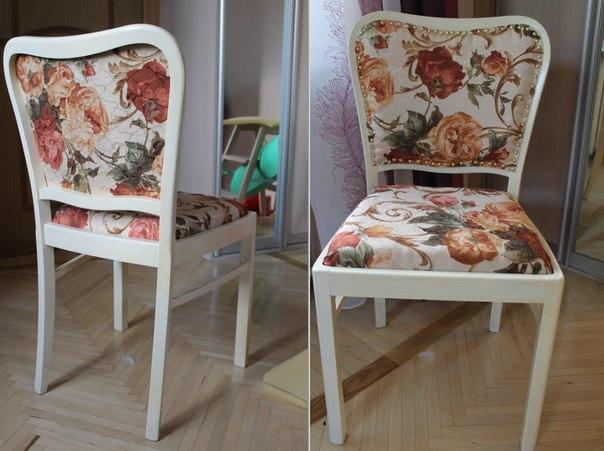 Красить стулья своими руками фото 500